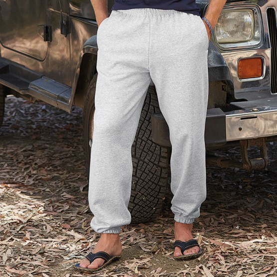 Classic 80/20 elasticated sweatpants