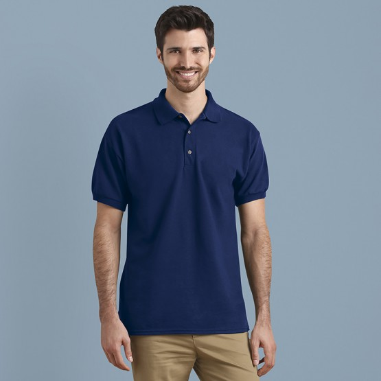Ultra Cotton™ ringspun adult piqué polo