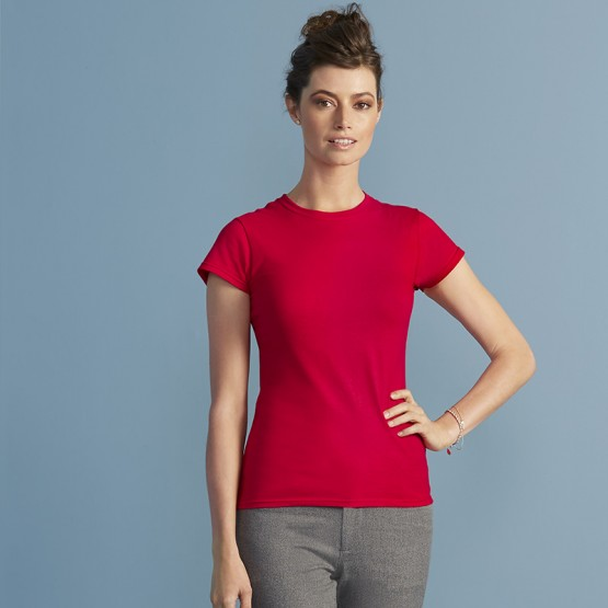 Softstyle® women's ringspun t-shirt