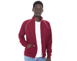 California fleece track jacket (5455)