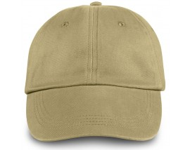 Anvil contrast low-profile twill cap