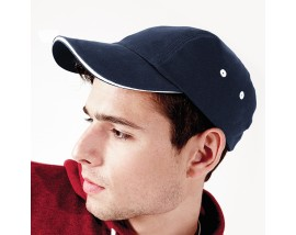 Low-profile sports cap