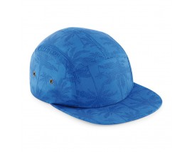 Graphic 5-panel cap