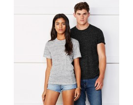 Unisex polycotton short sleeve t-shirt