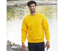 Classic 80/20 set-in sweatshirt