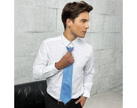 Colours fashion clip tie