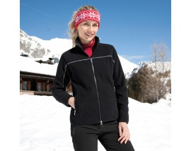 Women's huggy jacket