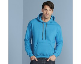 Premium Cotton® hooded sweatshirt