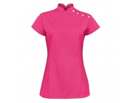 Women's stand collar beauty tunic (NF959)
