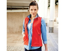 Women's Flux softshell bodywarmer