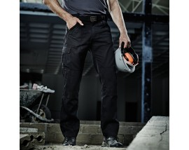 Cullman multi-pocket work trousers