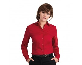 B&C Smart long sleeve /women