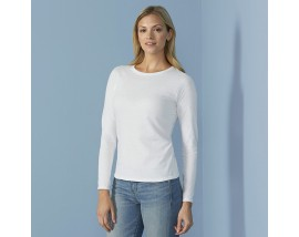 Softstyle® women's long sleeve t-shirt