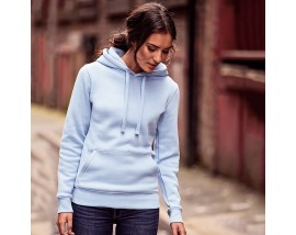 Women's authentic hooded sweatshirt