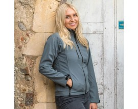 Women's baselayer softshell jacket