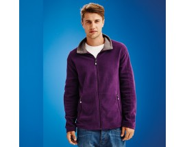 Adamsville full-zip fleece