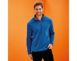 Ashville zip-neck fleece